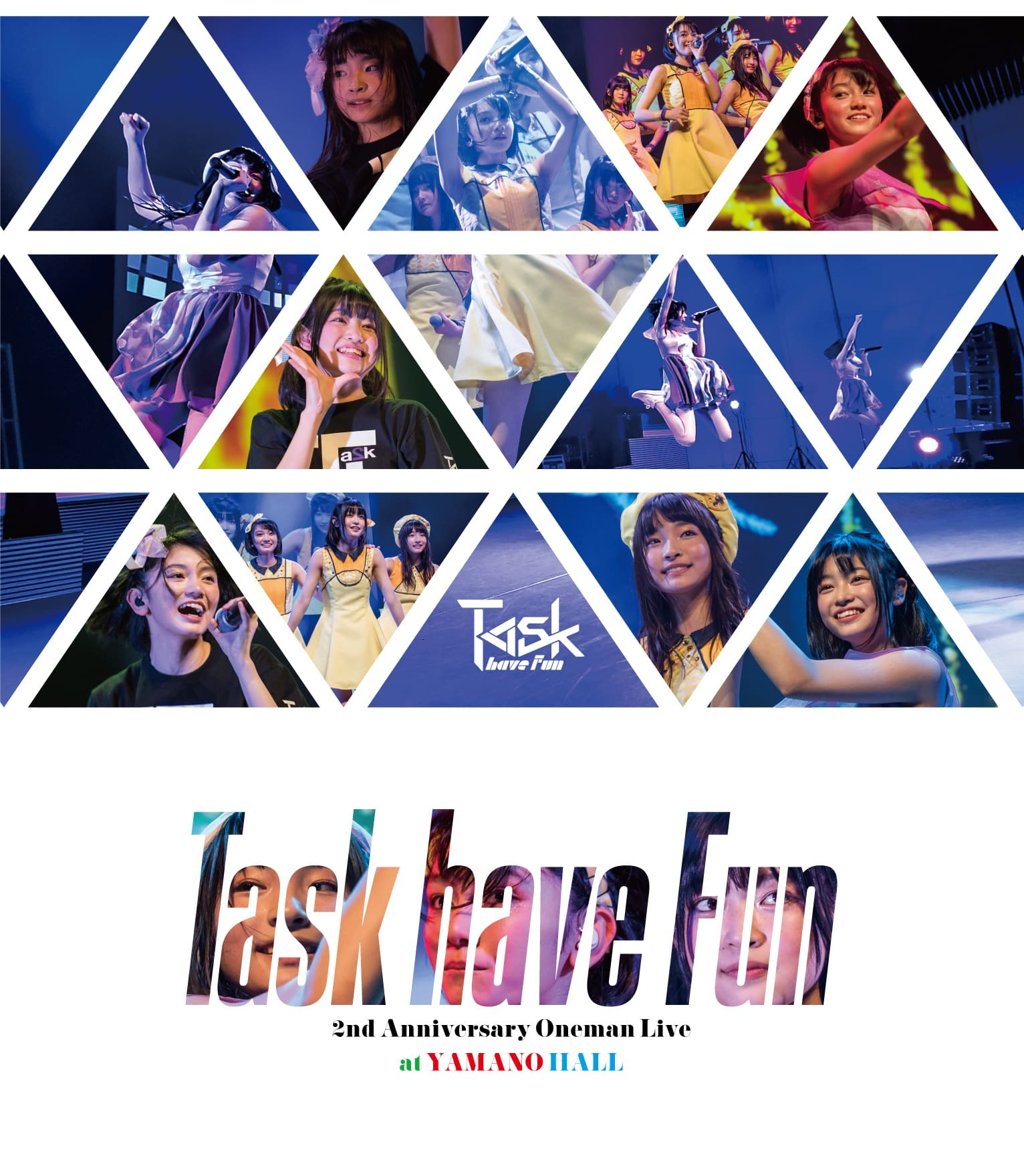 「Task have Fun 2nd Anniversary Oneman Live at YAMANO HALL」